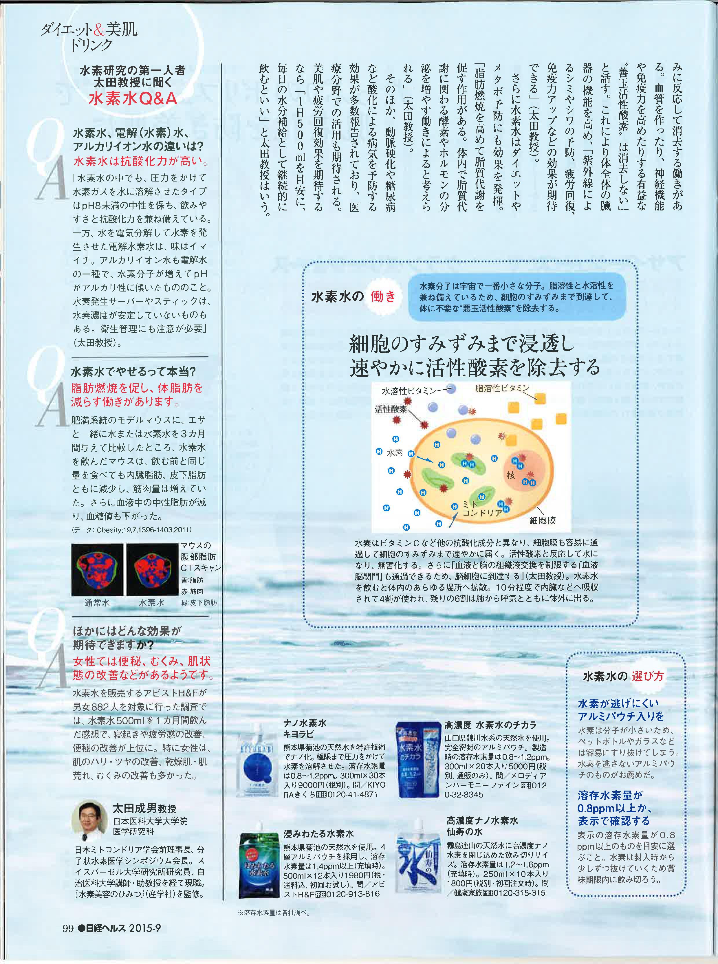 日経ヘルス1